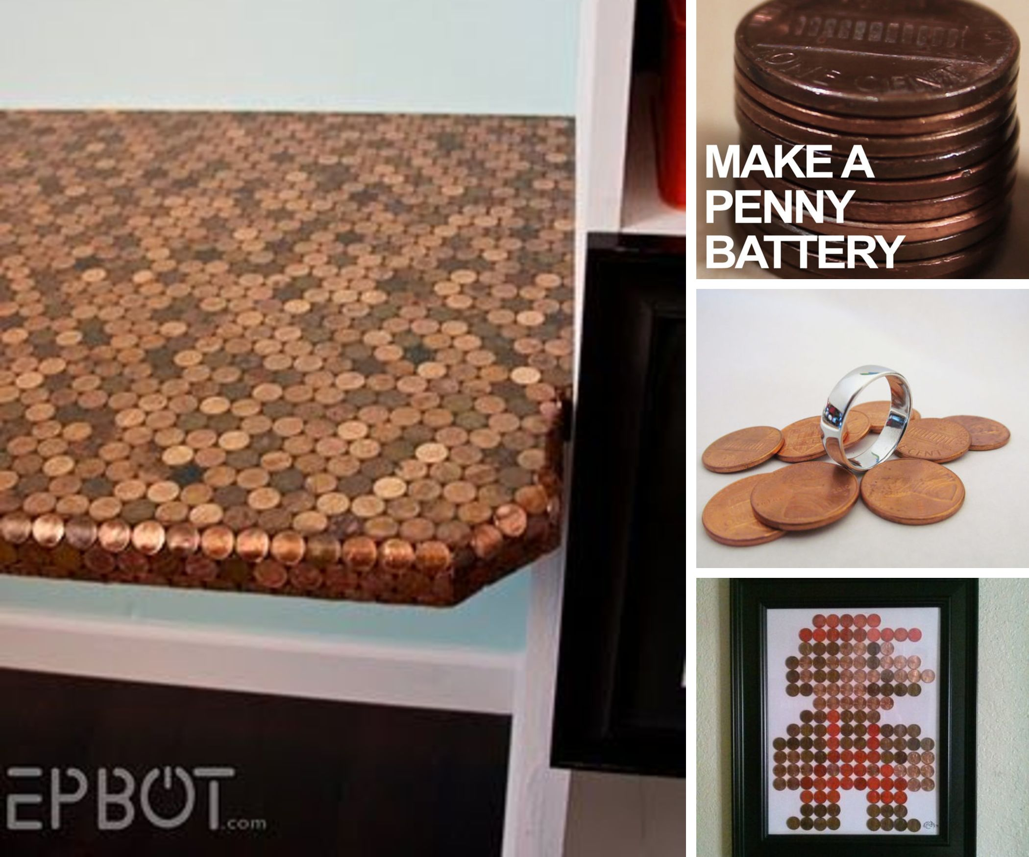9 Unusual Uses for Pennies