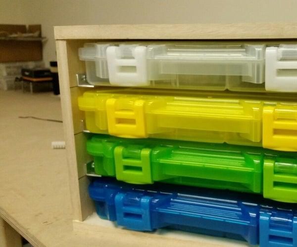 Plano 3650 Series Storage Box Caddie