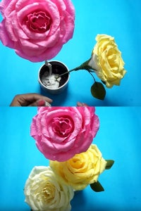 Let's Fix Flower Using Clay!