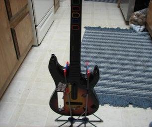 Knex Guitar Hero Holder