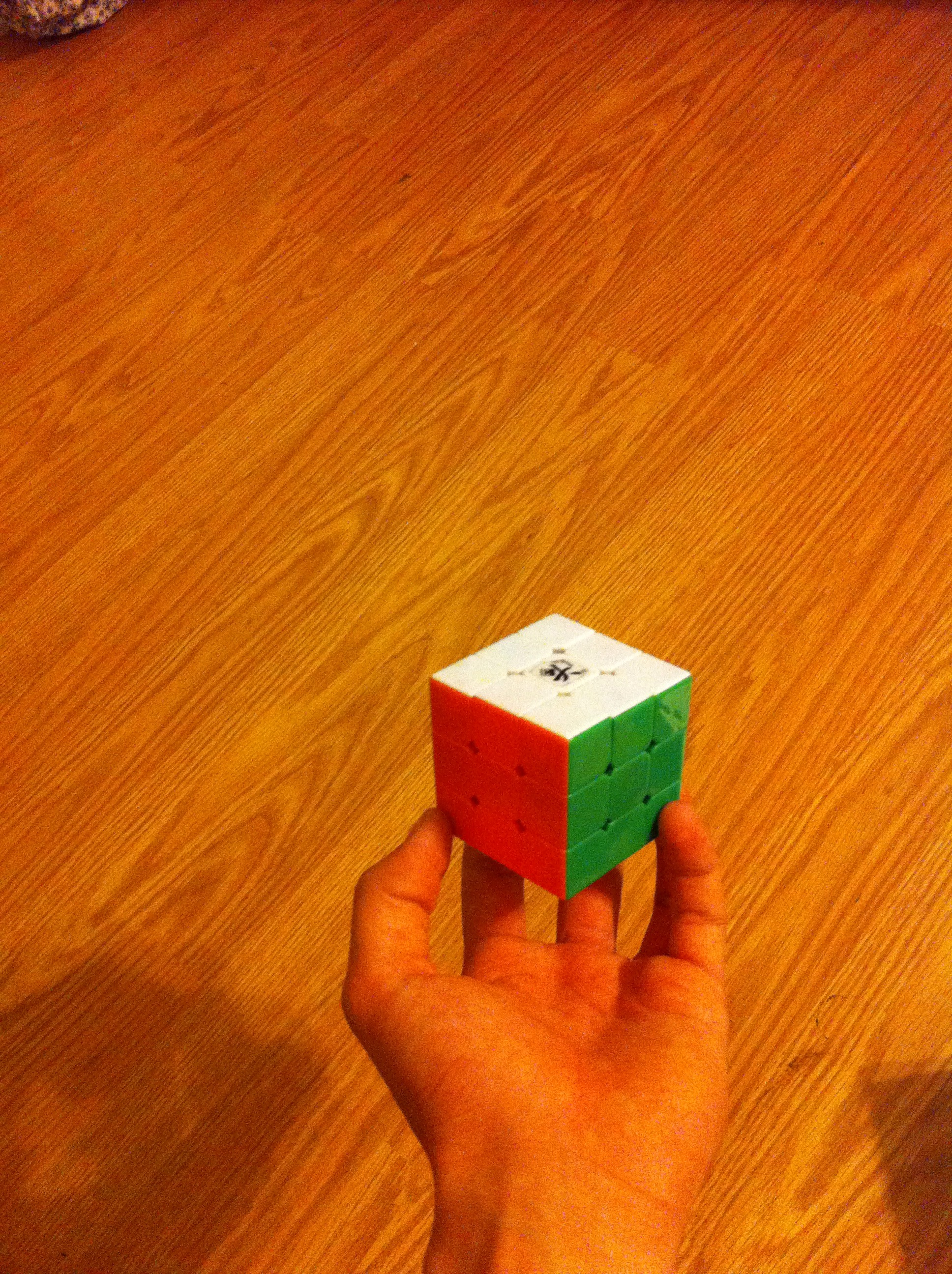 How To Solve The Rubix Cube