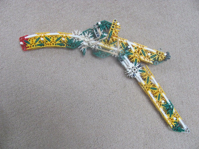 K'nex Flintlock Blade