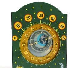 """""""Astronomical"""" Clock"""