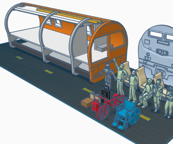 Sparklab - Create a Mass Transit Vehicle