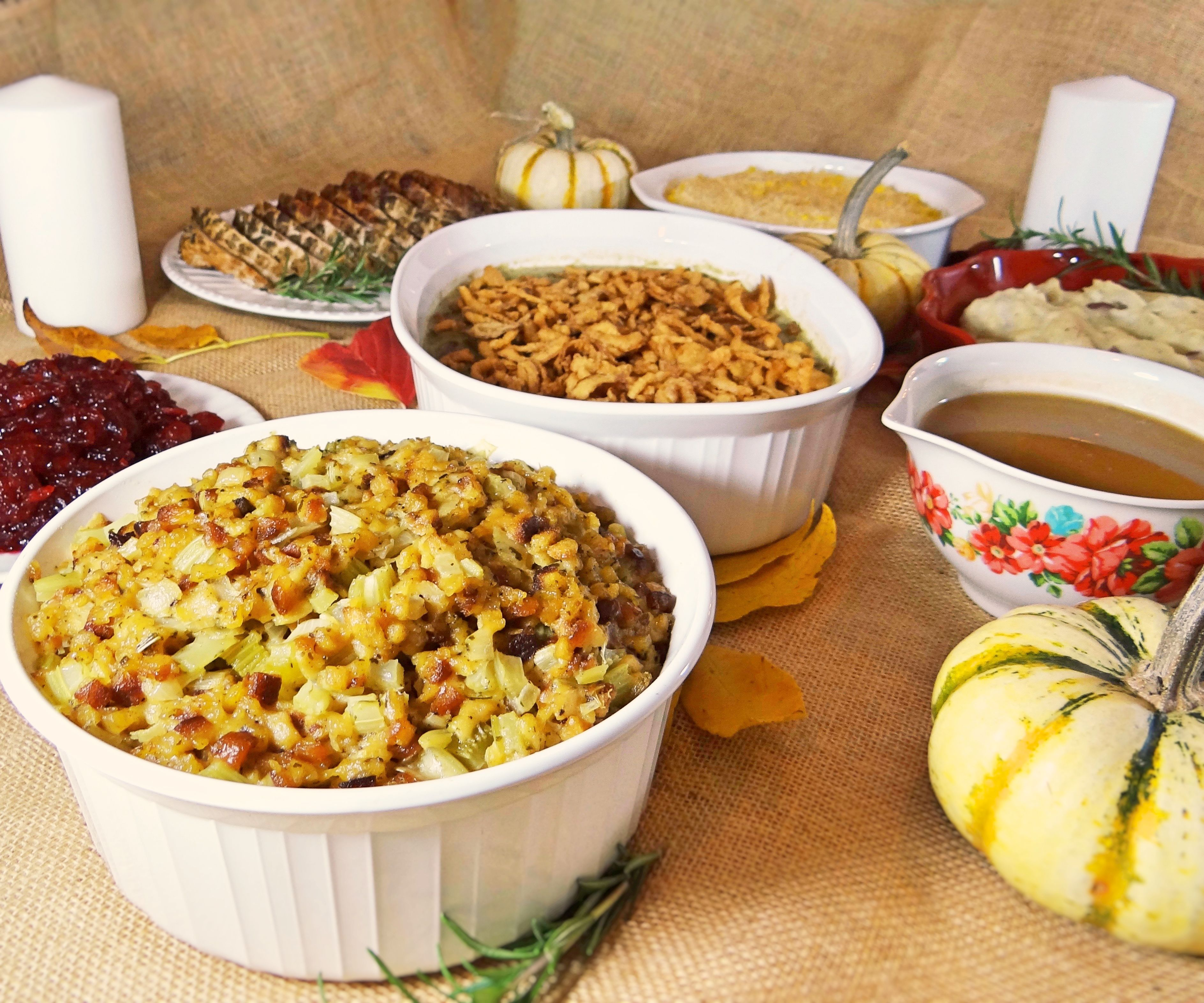 Instant Pot Thanksgiving Side Dishes