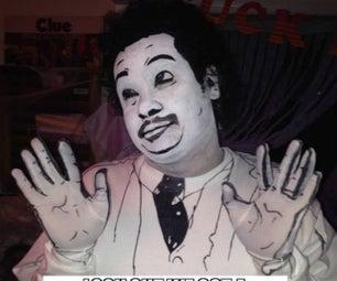 Neil DeGrasse Tyson Badass Costume