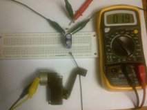 How to charge a super capacitor using a hand crank dynamo