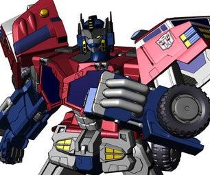 Transforming a Simple Optimus Prime