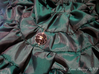 Sew the Button Schemer to the Tutu