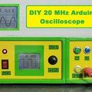 DIY Simple 20 KHz Arduino Oscilloscope on Nokia 5110 Lcd Dispaly