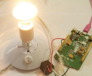 LinkIt One Relay Light