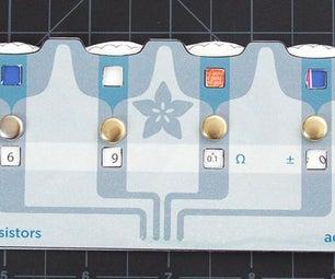 Adaruit Resistor Helper