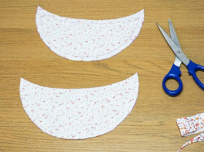 Pumpkin #2: Cut Out the First Pieces