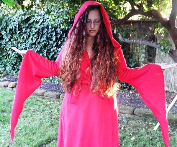 Game of Thrones Melisandre Robe