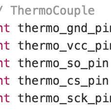 Arduino and Thermocouple K MAX6675