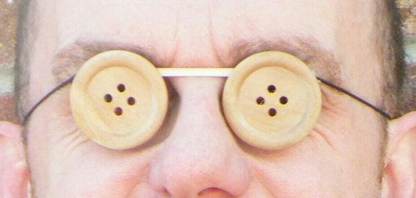 Coraline Button-Eyes