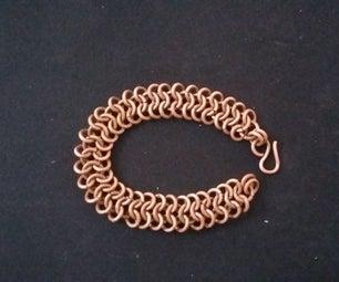 Stylish Copper Bracelet for Men