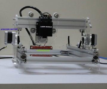 Overview of Laser Engraver/ Cutter :