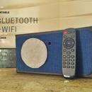 Portable Bluetooth + Wifi Speaker