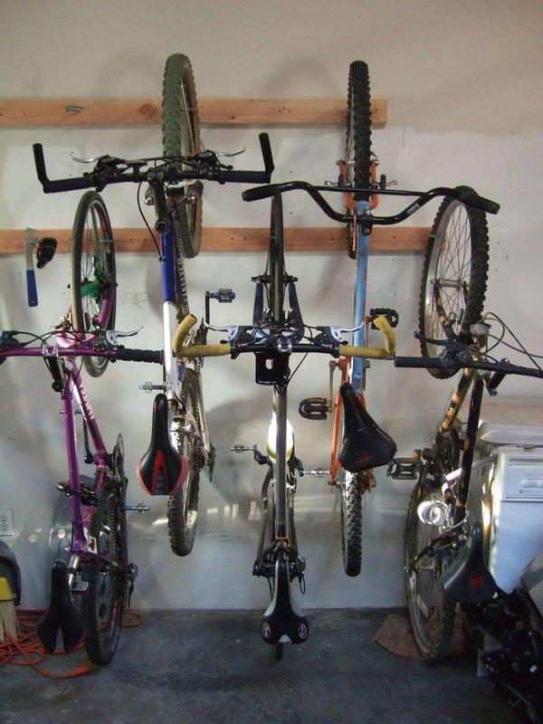 Bike Storage and Racks
