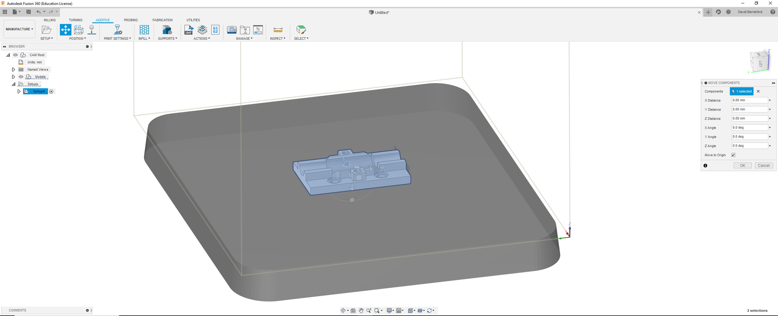 Printing in Fusion 360 - 2
