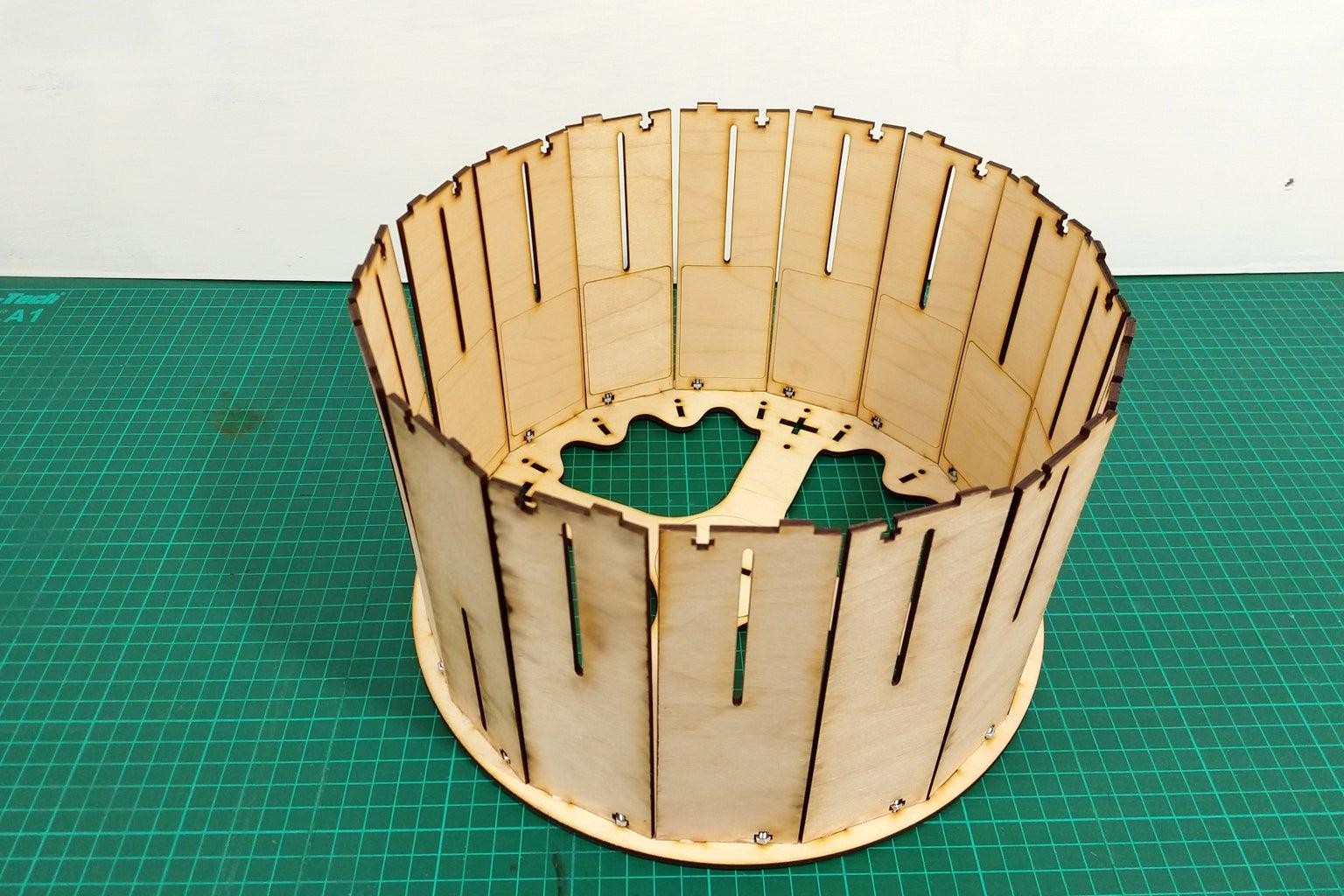 Build the Drum