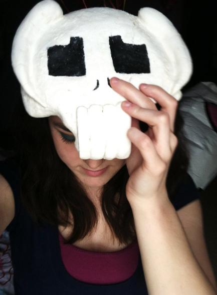 How to Make Adult Nelliel Tu Odelschwanck's Hollow Mask