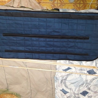 $20 Easy Canvas Monogram Cargo Cover (Without Embroidery Machine)