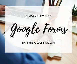 谷歌表格在教室里