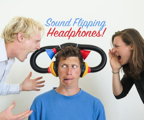 Sound Flipping Headphones!