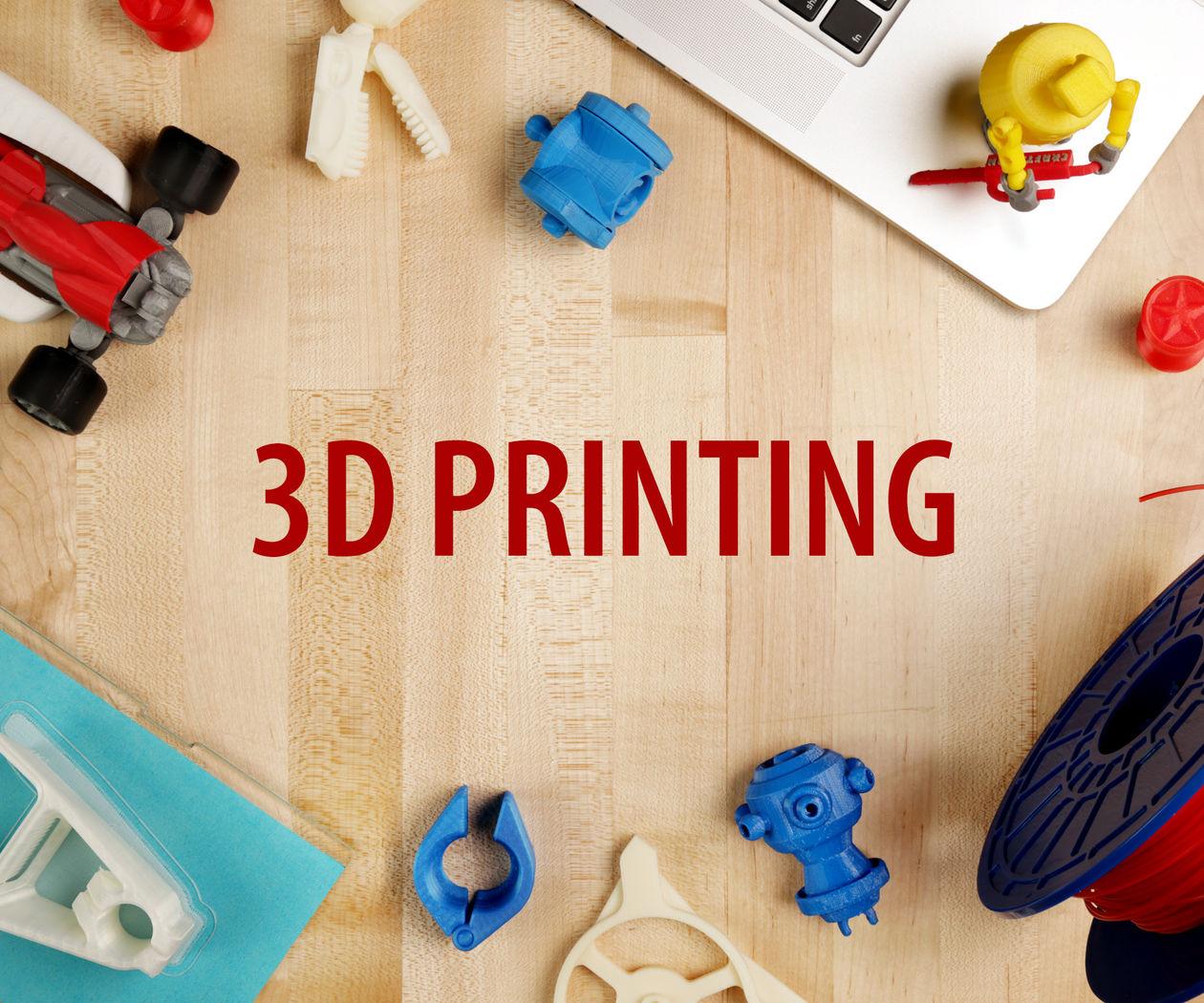3D Printing Class