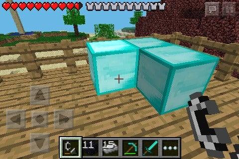 Infinite Blocks Minecraft PE