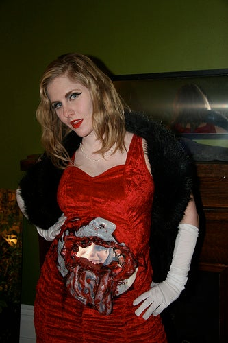 Death Becomes Her Halloween Costume