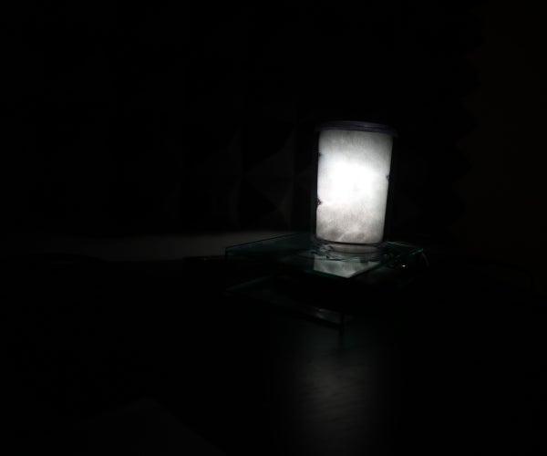 Automatically Night Light
