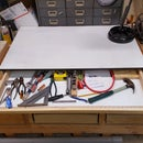 Table Top Storage Drawer