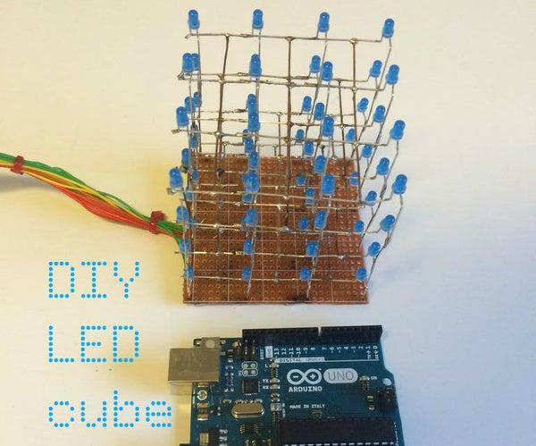 Arduino LED Cube