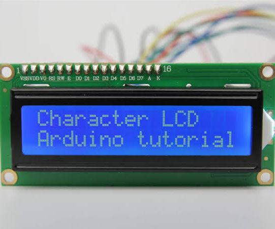 LCD Display Tutorial
