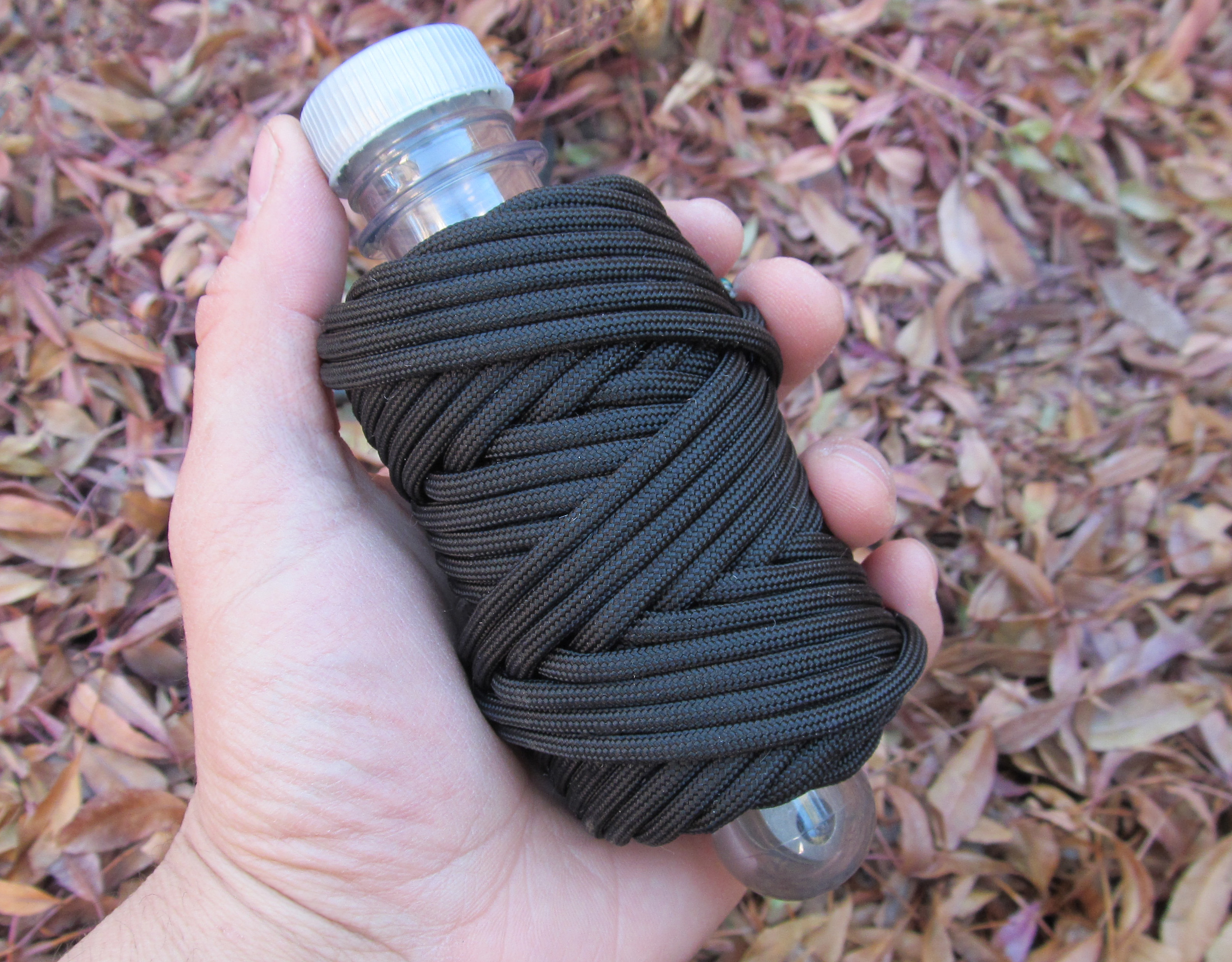 Narrated Paracord Spooling