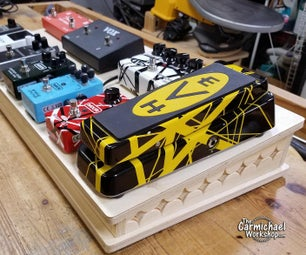 Guitar Effect Pedal Board 2.0