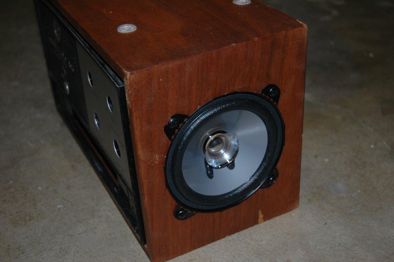 Mount Your Smaller Speakers