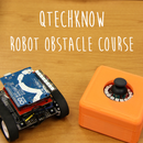 Qtechknow Robot Obstacle Course