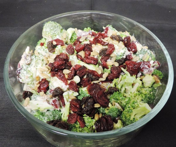 Broccoli Salad That Makes Broccoli Haters Ask for More