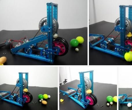 How to Make a Ball Launcher by Makeblock