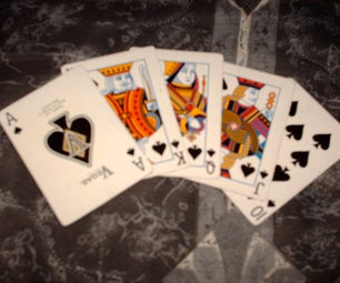 Cards: Five Card Poker