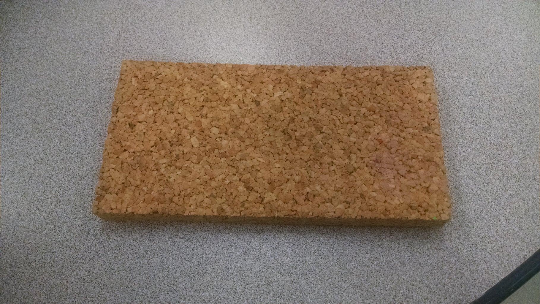 Cut the Cork Board