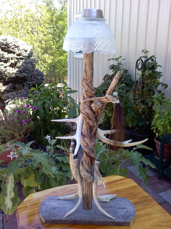 DIY Solar Lamp With Help of Mother Nature & CABOT WoodCare Products