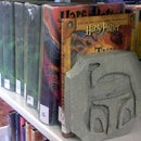 Boba Fett Bookend/Doorstop - ShapeCrete