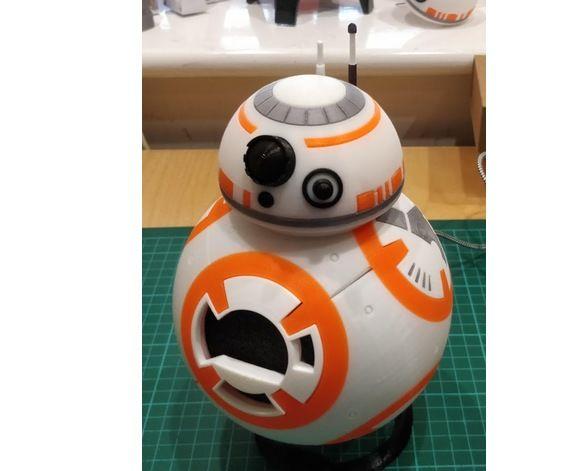 Star Wars BB-8 Google Home