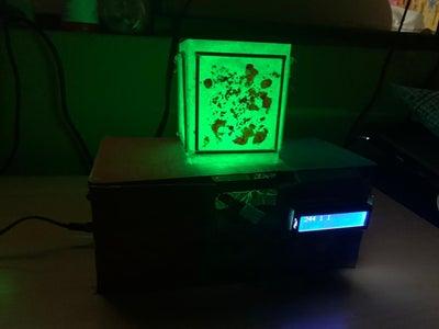 Mood Lamp (lámpara De Sentimientos Programada En Arduino)