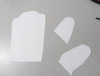 Cut Fabric Covers